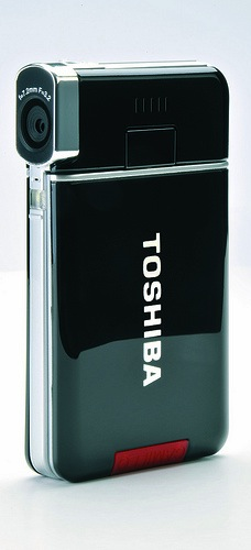 Toshiba CAMILEO S20 Camcorder