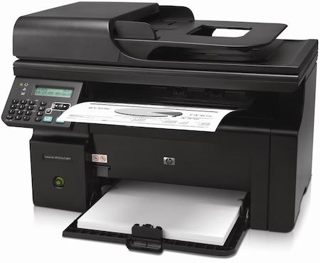 HP LaserJet Pro M1212nf MFP Printer