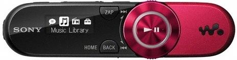 Sony NWZ-B150 Walkman MP3 Player - Pink