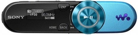Sony NWZ-B150 Walkman MP3 Player - Blue