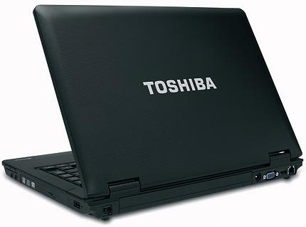 Tecra Tecra M11 Series Laptop - Back