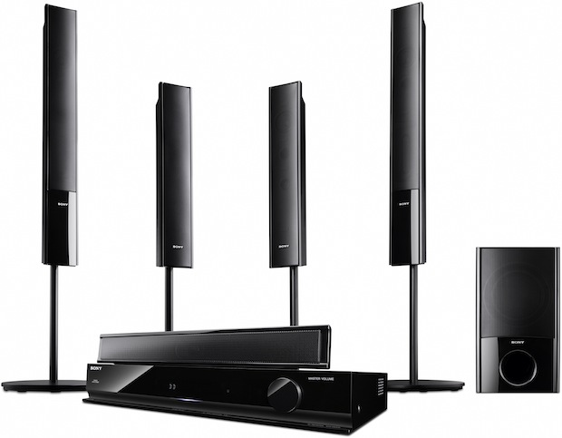 HT-SF470 Sound Bar Speaker System