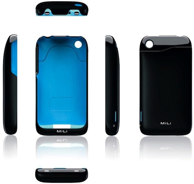 MiLi Power Skin iPhone 3G Case