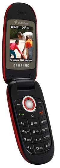 Samsung Stride SCH-r330 Cell Phone