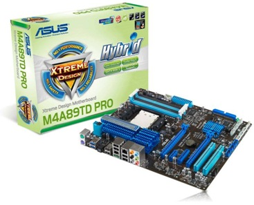 ASUS M4A89TD PRO Motherboard