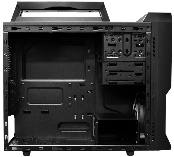 NZXT Vulcan Micro ATX Chassis - Side