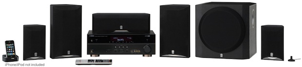 Yamaha YHT-693 Home Theater in a Box System