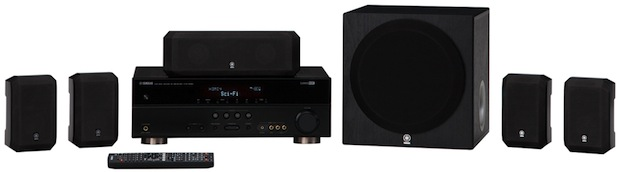 Yamaha YHT-393 Home Theater in a Box System