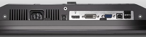 Dell UltraSharp U2211H - Ports