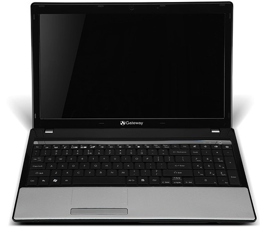 Gateway NV59C09u Notebook - Open