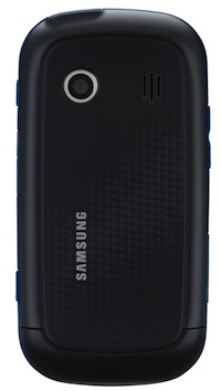 Samsung Seek SPH-M350 Cell Phone - Back
