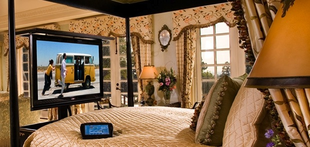 Activated Designs Flat Panel TV Bed Mount