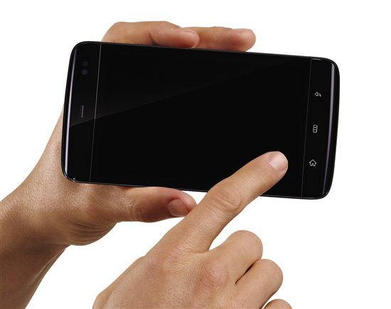 Dell Streak 5-inch Tablet in Hand