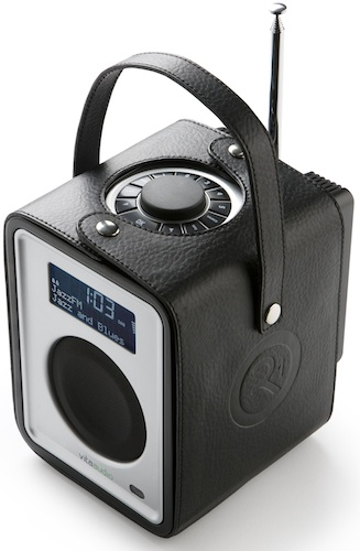 Vita Audio R1 MkII Tabletop Radio with CarryPack Case