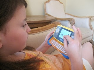VTech MobiGo Touch Learning System with Kid