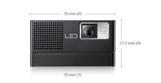 Samsung SP-H03 Pico Projector