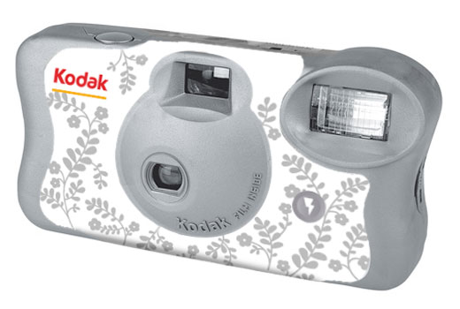 Kodak Forever Floral Single Use Camera