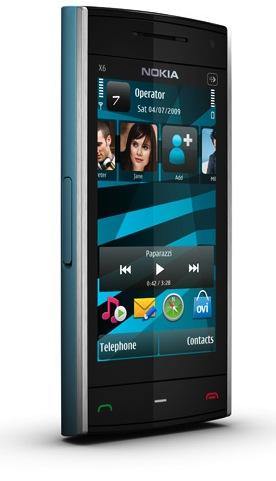 Nokia X6 8GB Smartphone
