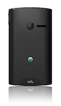Sony Ericsson Yendo with Walkman - Black
