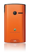 Sony Ericsson Yendo with Walkman - Orange