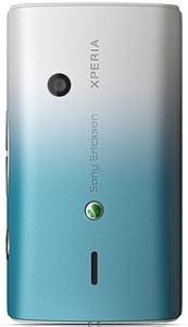 Sony Ericsson Xperia X8 Smartphone - Aqua Blue
