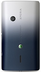 Sony Ericsson Xperia X8 Smartphone - Dark Blue