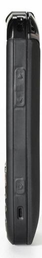 Motorola ES400 Enterprise Digital Assistant Smartphone - Side
