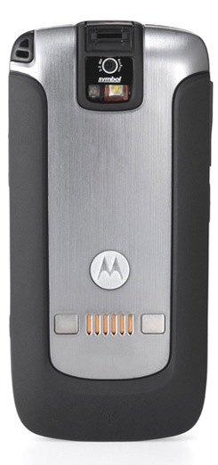 Motorola ES400 Enterprise Digital Assistant Smartphone - Back