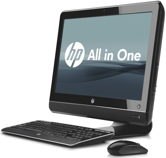 HP Compaq 6000 Pro All-in-One Desktop Business PC