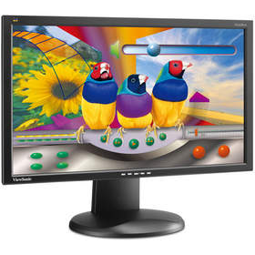 ViewSonic VG2428wm LCD Monitor