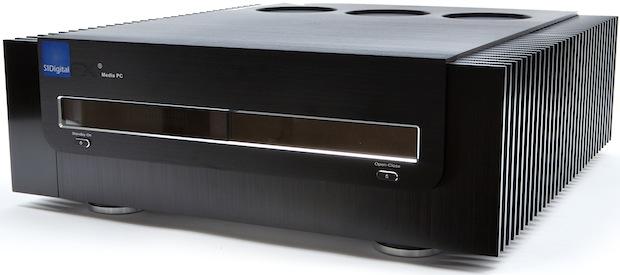 S1Digital ProLine P600 Media Center