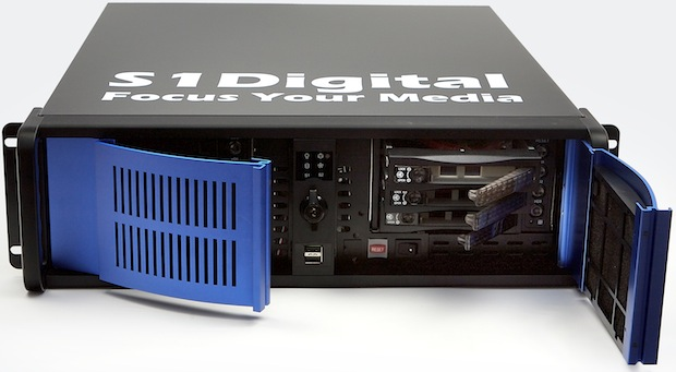 S1Digital ProLine S800 Media Server