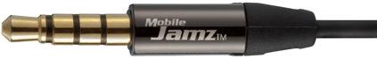 Monster Mobile Jamz Headphone Plug
