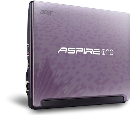 Acer Aspire One AOD260 Netbook