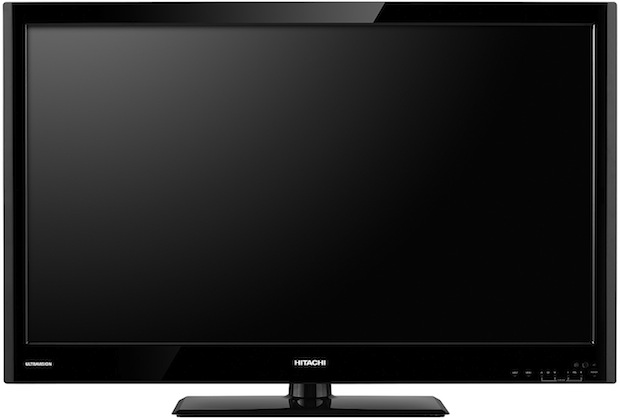 Hitachi UltraVision LE42S704 LED LCD HDTV - front