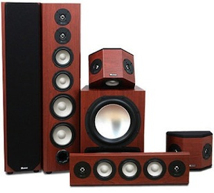 Axiom Audio v3 Speakers