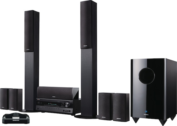 Onkyo HT-S7300 Home Theater in a Box System