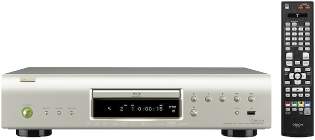 Denon DBP-2011UD 3D-Ready Blu-ray Player