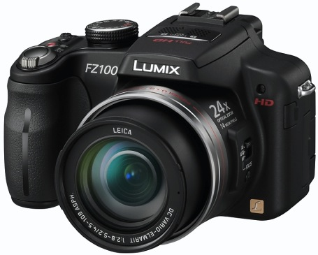 panasonic dmc fz100 lumix digital camera. Black Bedroom Furniture Sets. Home Design Ideas