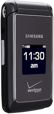 Samsung SCH-u320 Haven Cell Phone - closed