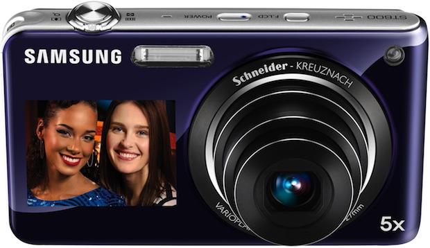 Samsung DualView ST600 Digital Cameras