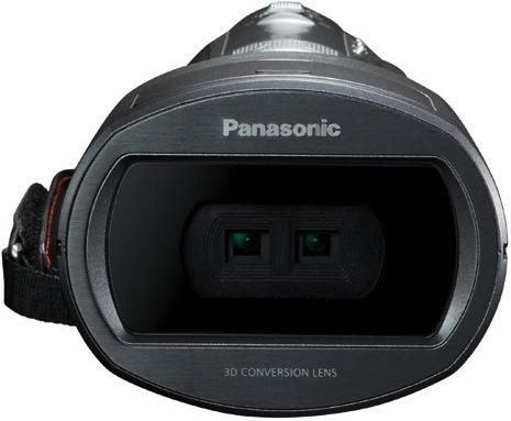 Panasonic 3D Camcorder Conversion Lens