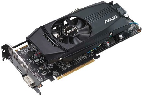 ASUS EAH5830 DirectCU/2DIS/1GD5 Graphics Card