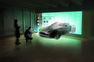 NVIDIA 3D Car Simulation