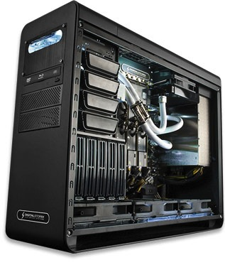 Digital Storm Black|OPS Gaming PC