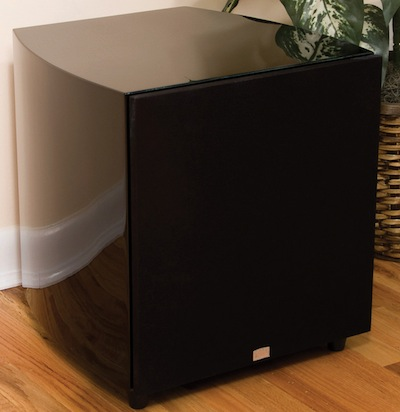 Phase Technology PC SUB WL Wireless Subwoofer - Black