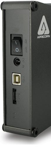 Apricorn DVR Expander Ports