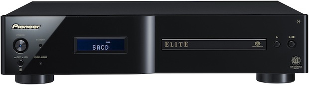 Pioneer Elite G-Clef PD-D6MK2 SACD Player