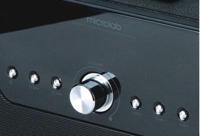 Microlab MD332 iPod Speaker Dock Controls