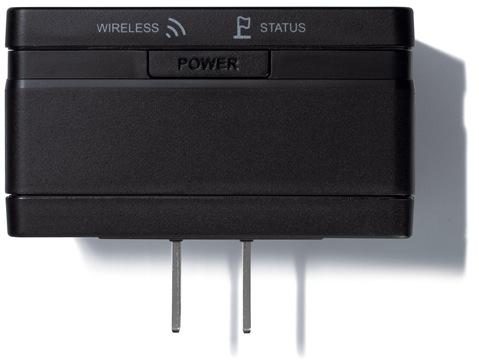 Buffalo WLAE-AG300N Nfiniti Wireless-N Dual Band Ethernet Converter, Access Point and Bridge Plug